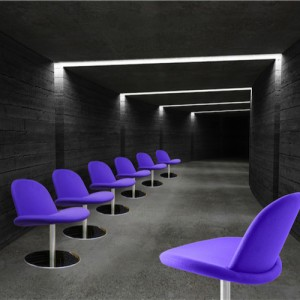 lounge - kontorindretning – Orlando - laenestol
