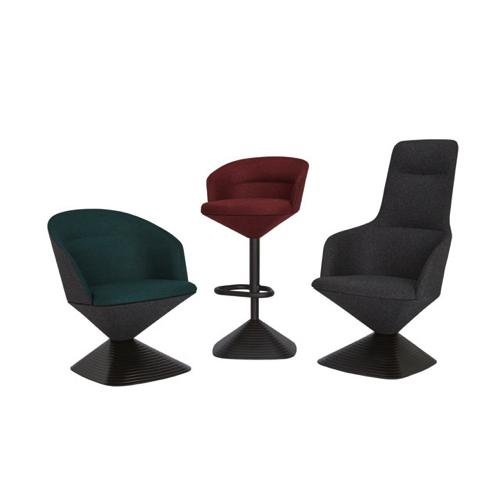 Barstol – hoej stol – Pivot– kontorindretning
