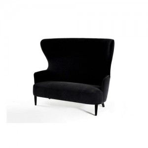 Wingback- kontorindretning – loungesaet – laenestol