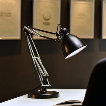 L-1 L-1 LED - kontorlamper - Skrivebordslampe - Skrivebordslamper - Kontormoebler - Bordlampe