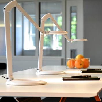 Ovelo-Skrivebordslampe - Skrivebordslamper - Kontormoebler - Bordlampe– belysning -