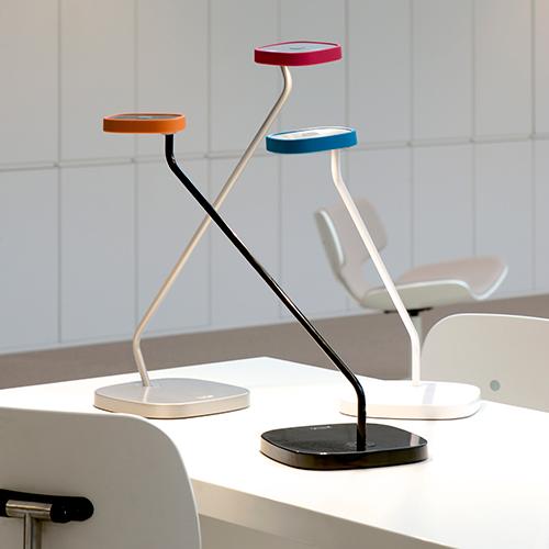 Trace -Skrivebordslampe - Skrivebordslamper - Kontormoebler - Bordlampe