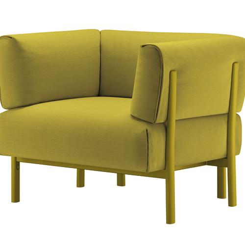 Alias - Eleven - Laenestole - Sofa - Akustik - Loungeindretning