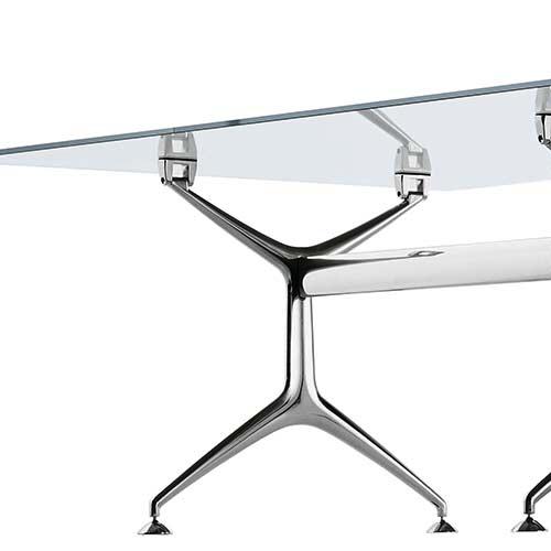 Alias - Frame Table - Konferencebord - Foldebord - Moedeborde - Kontormoebler