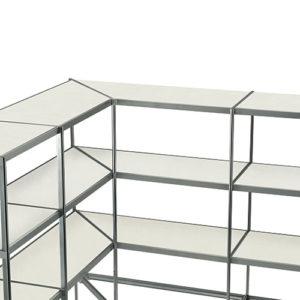 Alias - Sec - Reolsystem - Skabe - Kontormoebler - Kontoropbevaring - opbevaring - modulreol