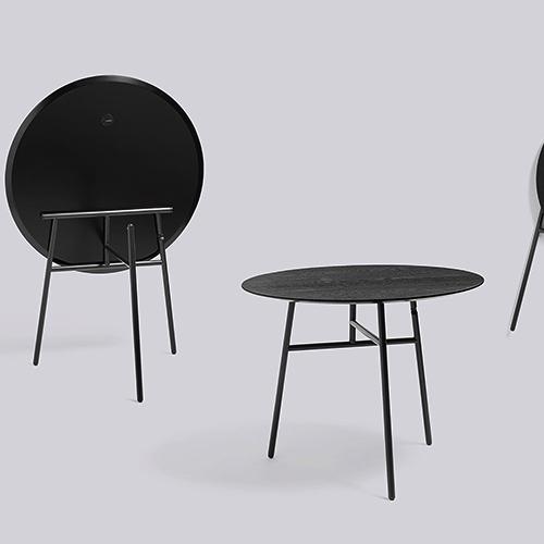 HAY - Borde - Cafeborde - Foldeborde - Tilt -Top- Table