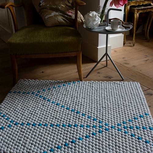 HAY - Taepper - Kontortilbehoer - Dot Carpet