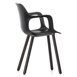 Vitra - HAL - Armchair - Wood - Moedestole - Konferencestol - Kontormoebler