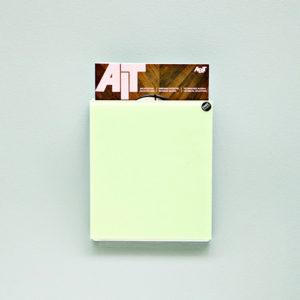 Chat-Board---Magazine-Rack---Glastavler---Tavler---Magasinholder---Kontortilbehoer