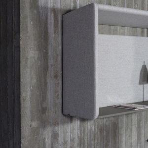 Four -Design - Four -Us - Wallpod - Akustik - Offentlig - Indretning
