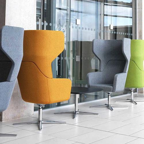 Four -Design - Harc- Tub - Akustik - Lounge - Kontormoebler