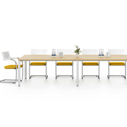 Vitra - Design - Kontormoebler - WorKit- meeting -tables