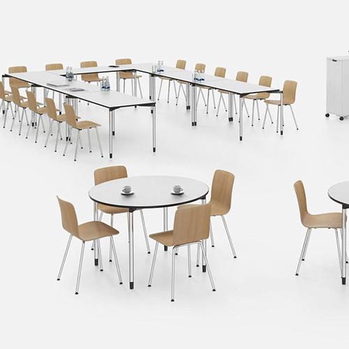 Vitra - Map -Table - Moedeborde - Konferenceborde - Kontormoebler