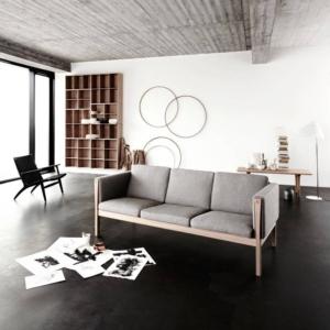 Carl Hansen & Søn - Konferenceborde - Mødeborde - Sofaborde - Loungemøbler - Konferencestole - Lænestole - Mødestole